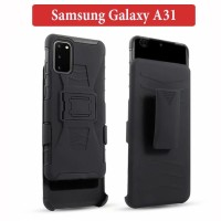 Samsung Galaxy A31 Future Armor Soft Case Casing Shockproof Back Cover