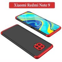 Xiaomi Redmi Note 9 Hardcase Hard Armor Case Matte Doff Casing Cover
