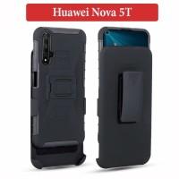 Huawei Nova 5T Future Armor Soft Case Casing Shockproof Back Cover