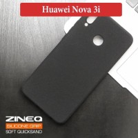 Huawei Nova 3i Softcase Silicone Case Casing Matte Back Cover Kesing