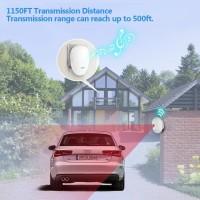 Bel Mobil Rumah Drive Thru KERUI Sensor gerak Infra red Orang