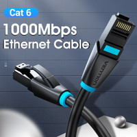 Vention 50m Kabel Lan Cat6 Cat.6 UTP Ethernet Patch Cord Cable