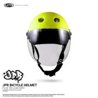 JPR SKATE/KACA - FLUORESCENT YELLOW DOFF/BLACK
