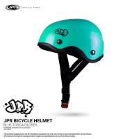 JPR SKATE - GREEN TOSCA GLOSS/BLACK