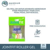 Jointfit Roller Gel - Pereda Nyeri Sendi, Otot, Pegal-pegal, Keseleo