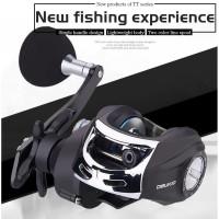 Fishing Tools Tt101-102 Reel/Penggulung Senar Pancing 4+1 Bb 7.2: 1