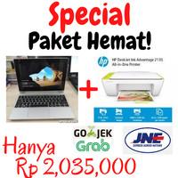 Paket Hemat Acer Switch 10-2GB-64GB SSD & Printer HP Deskjet 2135