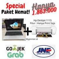 Paket Hemat Acer Switch 10-2GB-64GB SSD & Printer HP Deskjet 1115
