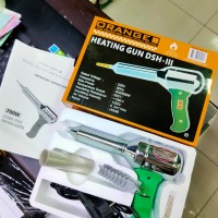 Mesin las PVC / Plastic Welding torch / Heating gun las plastik pvc