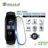 Anti Gores Full Screen Protector MiBand 5 Best Quality