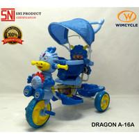 Sepeda Anak WIMCYCLE Roda 3 Tricycle DRAGON
