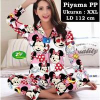 Piyama PP XXL - Katun Jepang / Baju Tidur Murah - Karakter Mickey Tsum