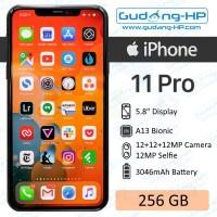 iPhone 11 Pro 256 GB Garansi Resmi