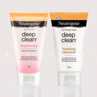 NEUTROGENA Deep Clean Foaming Cleanser 50g - Pembersih Wajah Neutrogen - Deep Clean