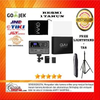 PAKET Lampu Studio LED Vlog GVM 10S RGB camera Light for Kamera RESMI