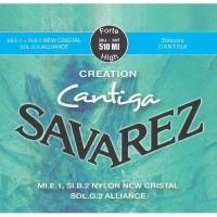 Senar Gitar Savarez Creation Cantiga 510 MJ