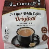 chekhup 3in1 ipoh white coffee original chek hup 3 in 1 original
