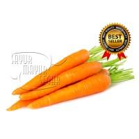 Wortel Lokal Super Fresh ( Sayuran Kemasan 1 kg )
