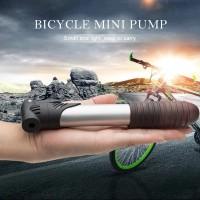 MINI PUMP BICYCLE PORTABLE POMPA ANGIN BAN SEPEDA