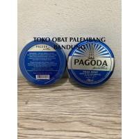 PAGODA PASTILES 20gr RASA MINT PERMEN PAGODA PASTILES afiat