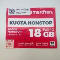 Smartfren nonstop 18GB