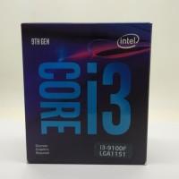 Intel Core I3 9100F CoffeeLake - 1151