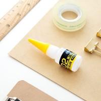 Deli Super Glue Lem super 8g menempel dan merekat kuat 7144