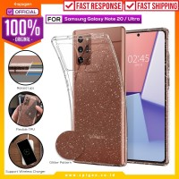 Case Samsung Galaxy Note 20 / Ultra Spigen Liquid Crystal Glitter