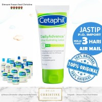 CETAPHIL DAILY ADVANCE ULTRA HYDRATING LOTION 85GR VERY DRY SKIN KRIM