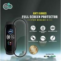 XIAOMI MI BAND 5 - FULL SCREEN PROTECTOR BEST QUALITY