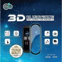 XIAOMI MI BAND 5 - 3D FULL SCREEN PROTECTOR PREMIUM QUALITY