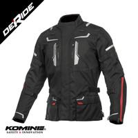 Jaket Touring Komine JK-597 FULL YEAR JKT - BLACK, L