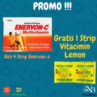 ENERVON C STRIP (4TABLET)
