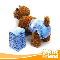 Popok Celana Dalam Diapers Loop Mens Anjing Betina Anti Kawin