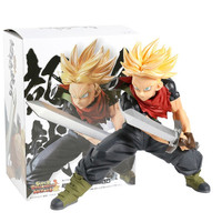 Super Saiyan Trunks Dragon Ball Heroes Action Figure