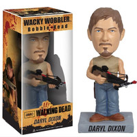 FUNKO Wacky Wobbler Daryl Dixon Action Figure The Walking Dead