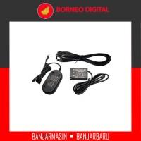 Avangarde DC Coupler Dummy Battery + Adapter For LP-E17