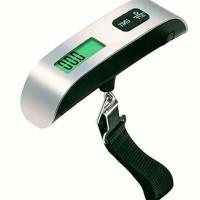 Timbangan Koper Gantung Digital Portable 50kg / 10g untuk Travel