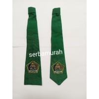 dasi hijau sekolah mi dasi sekolah