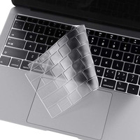 Silicone Keyboard Cover New Macbook Air 13 Inch A1932 Retina Touch ID