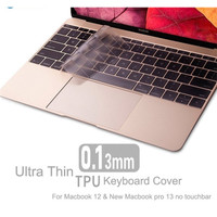 Silicone Membrane Keyboard Cover Macbook 12 inch A1534