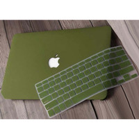 Silicone Pelindung Cover Keyboard Protector MacBook Pro Air 13/15