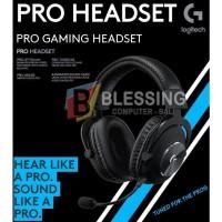 Headset Logitech Gaming PRO G-50 (981-000814)