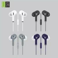 Headset - Earphone - Handsfree Macaron U28
