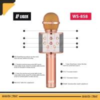 Microphone Wireless Mic Karaoke Bluetooth Mic