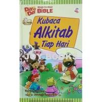 BUKU KU BACA ALKITAB TIAP HARI / BEGIN TO READ DAY BY DAY BIBLE