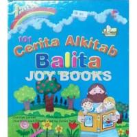 BUKU 101 CERITA ALKITAB BALITA / 101 BIBLE STORIES FOR TODDLER
