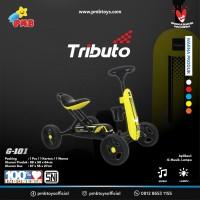 GOKART TRIBUTO TYPE G-101 (KUNING)