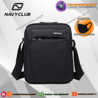 Navy Club Tas Selempang Tablet Ipad Tahan Air 5550 - Original