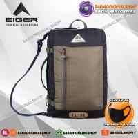Eiger Borderpass 2.0 Lite - Tas Ransel dan Selempang Pria - Original